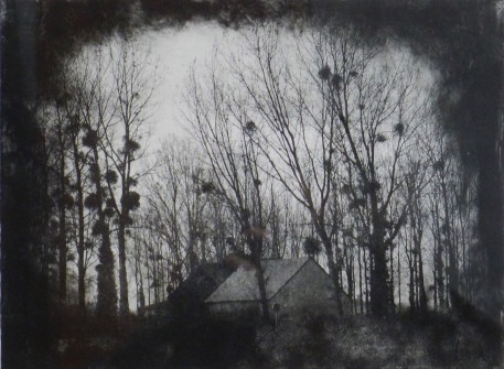 """Midwinter"" Photo-etching"